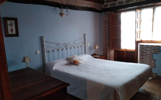 Отель Los Mantos - Vivienda Rurales комната для гостей