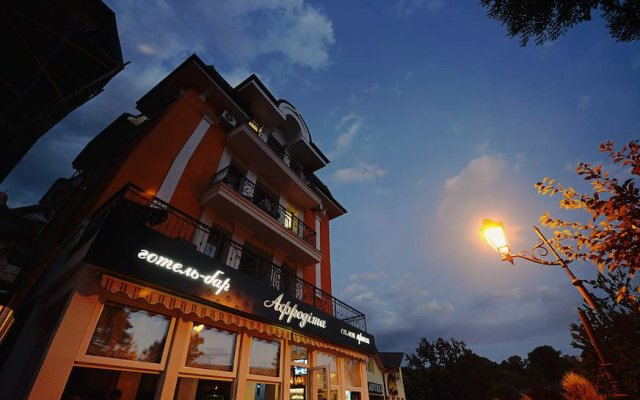 Гостиница Афродита Украина, Трускавец - отзывы, цены и фото номеров - забронировать гостиницу Афродита онлайн вид на фасад