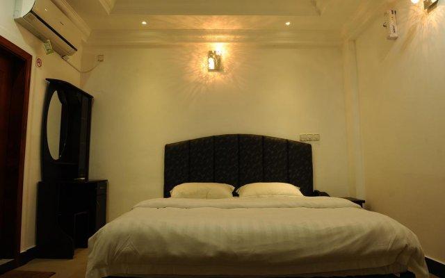 Отель Eve Beach House комната для гостей