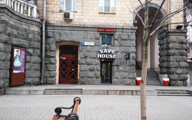 Апартаменты Алматея вид на фасад