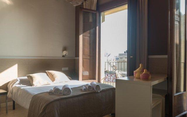 Отель HHB Испания, Барселона - отзывы, цены и фото номеров - забронировать отель HHB онлайн комната для гостей
