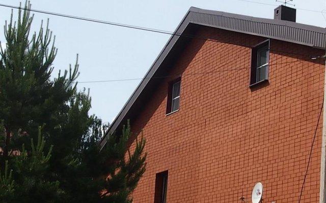 Апартаменты на Банном вид на фасад