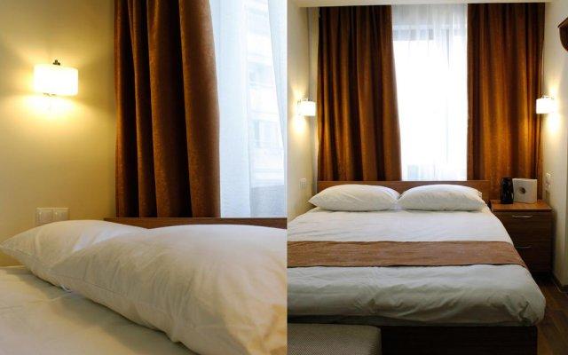 Отель 5th Floor Guest House Yerevan Ереван комната для гостей