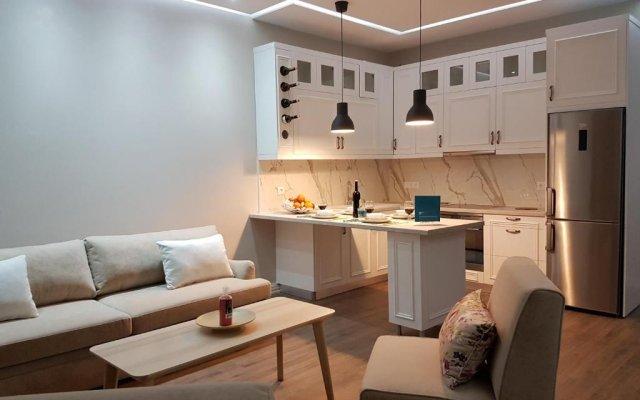 Отель Great Alexander Suites Албания, Саранда - отзывы, цены и фото номеров - забронировать отель Great Alexander Suites онлайн комната для гостей