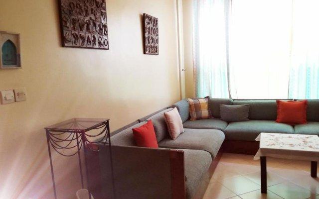 Отель Rabat Appartement Agdal Марокко, Рабат - отзывы, цены и фото номеров - забронировать отель Rabat Appartement Agdal онлайн комната для гостей