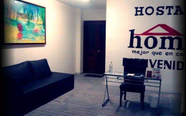 Отель Hostal Home Guadalajara Гвадалахара комната для гостей