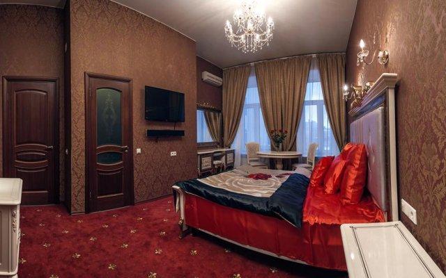Алекс Отель на Каменноостровском комната для гостей