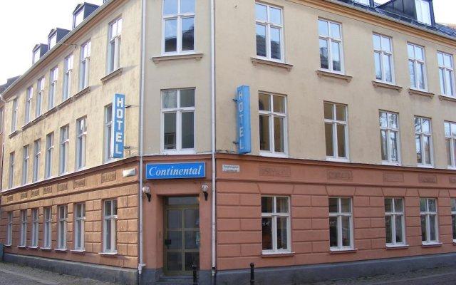 Hotel Continental Malmö вид на фасад