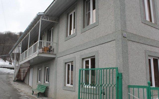 Отель Guest House Arsan вид на фасад