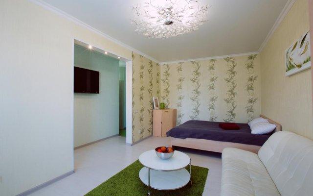 Гостиница Flatio Люсиновская улица комната для гостей