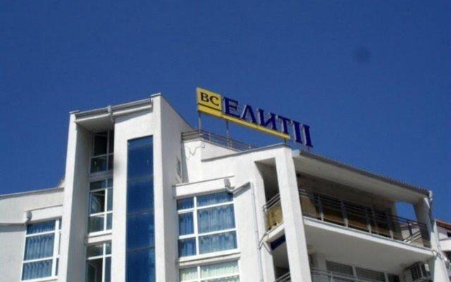 Отель Elit 2 Apartment Болгария, Солнечный берег - отзывы, цены и фото номеров - забронировать отель Elit 2 Apartment онлайн вид на фасад