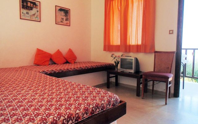Апартаменты Anna's Apartments комната для гостей
