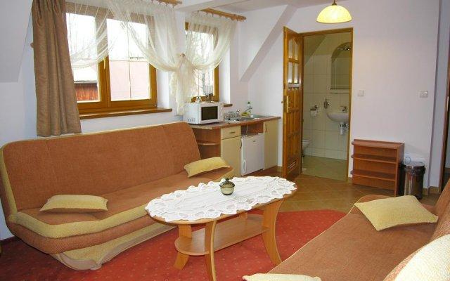 Отель Studia U Tomasza Закопане комната для гостей