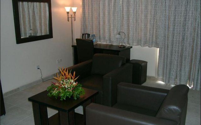 Отель Elkan Terrace комната для гостей