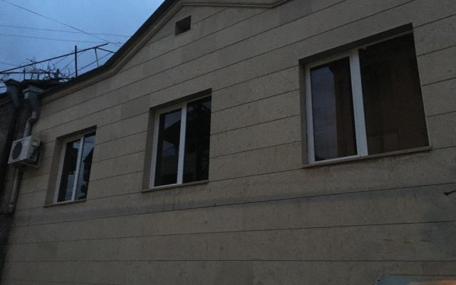 Отель Guesthouse Şara Talyan вид на фасад