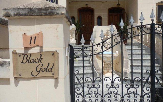 Black Gold Hostel комната для гостей