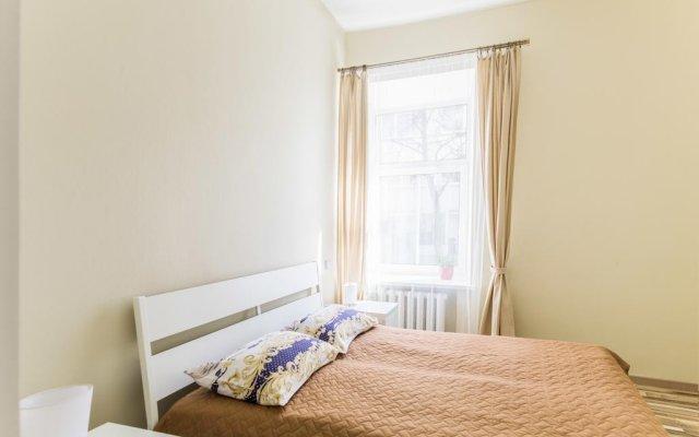 Отель Zaliojo Tilto Apartamentai Вильнюс комната для гостей
