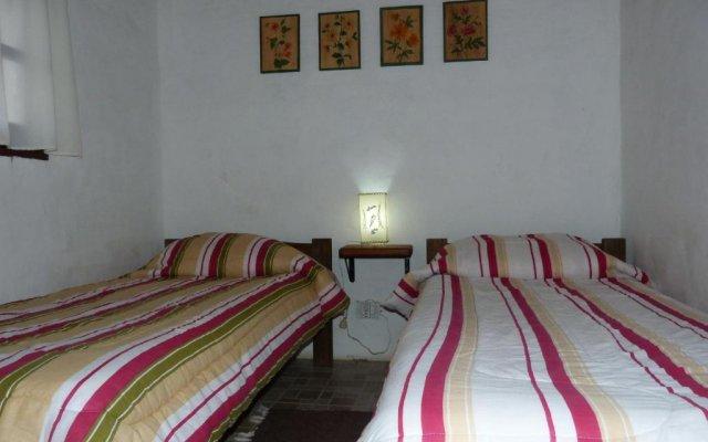Отель Cabañas Finca Don José Сан-Рафаэль комната для гостей