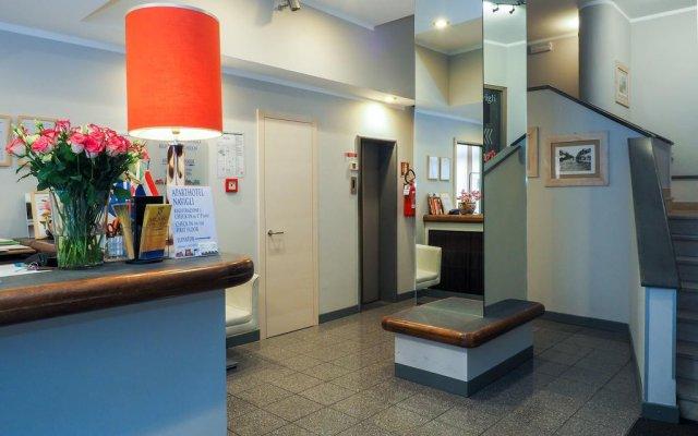 Отель Aparthotel Navigli Италия, Милан - отзывы, цены и фото номеров - забронировать отель Aparthotel Navigli онлайн интерьер отеля