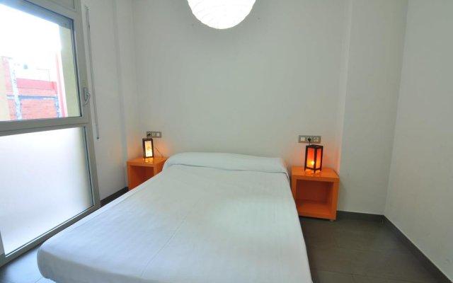 Апартаменты RNET Apartments Roses Centre Курорт Росес комната для гостей