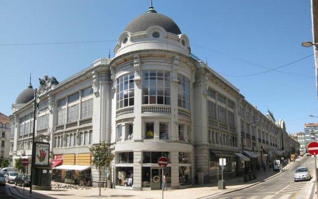 Отель Santa Clara Porto вид на фасад