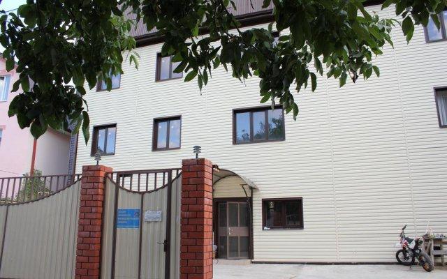 Гостевой дом Спинова17 вид на фасад