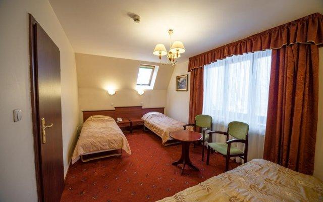 Отель Willa Monte Rosa Закопане комната для гостей
