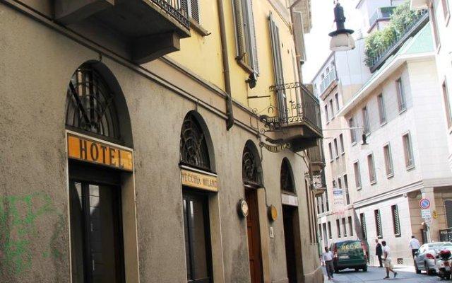 Отель Vecchia Milano Италия, Милан - 5 отзывов об отеле, цены и фото номеров - забронировать отель Vecchia Milano онлайн вид на фасад