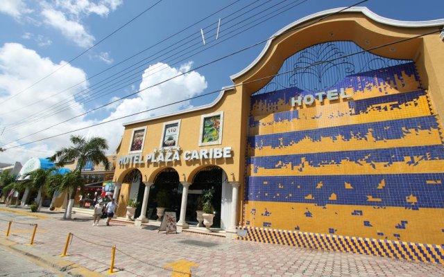 Отель Plaza Caribe Мексика, Канкун - отзывы, цены и фото номеров - забронировать отель Plaza Caribe онлайн вид на фасад