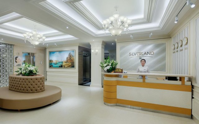 Silverland Hotel & Spa спа