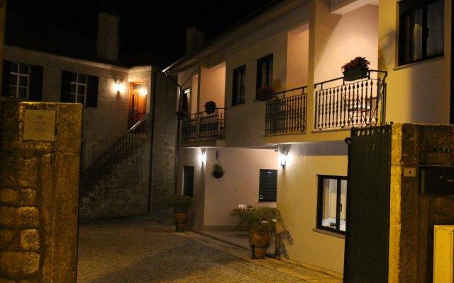 Отель Casal da Viúva вид на фасад