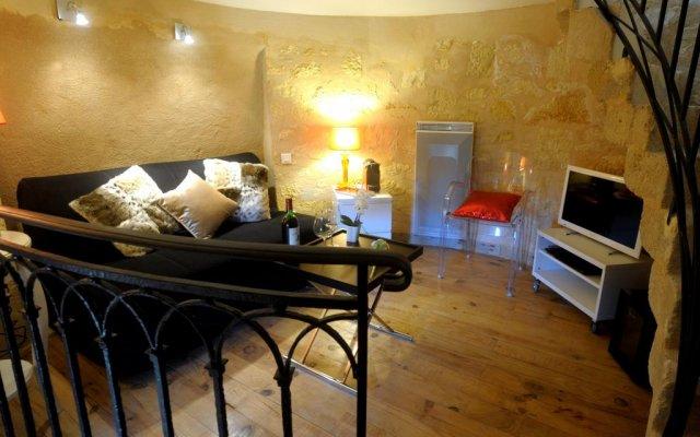 Отель Clos Moulin Du Cadet Франция, Сент-Эмильон - отзывы, цены и фото номеров - забронировать отель Clos Moulin Du Cadet онлайн комната для гостей