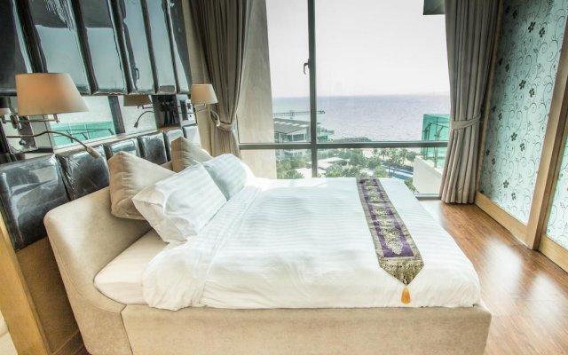 Отель Casalunar Paradiso Condo By Kt Таиланд, Чонбури - отзывы, цены и фото номеров - забронировать отель Casalunar Paradiso Condo By Kt онлайн комната для гостей