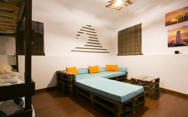 Douro Surf Hostel комната для гостей