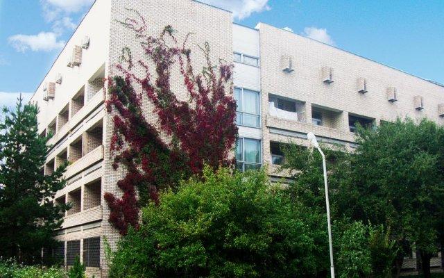 Мини-отель Дом ветеранов кино вид на фасад