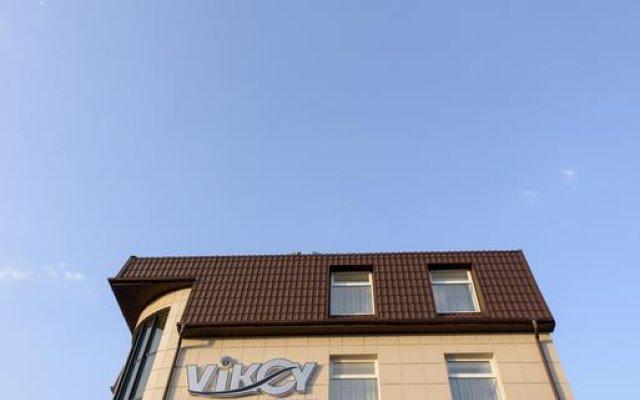 Гостиница Отельно-рекреационный комплекс Викей вид на фасад