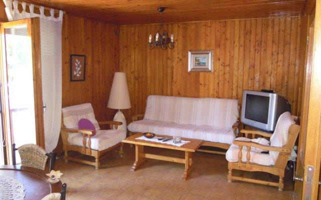 Отель Villetta Maria комната для гостей