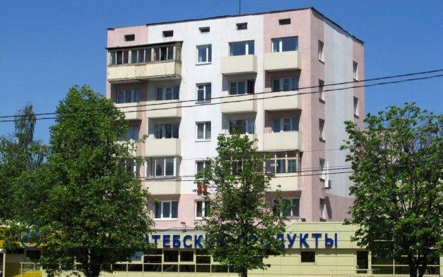 Апартаменты PaulMarie Apartments on Moskovskiy вид на фасад