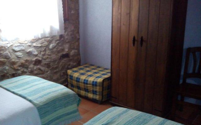 Отель El Mangranar комната для гостей
