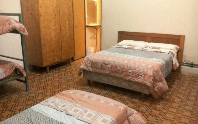 Отель Residencial El Viajero Сан-Рафаэль комната для гостей
