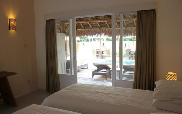 Отель Soul Villas комната для гостей