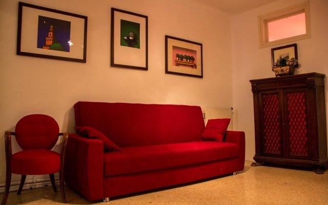 Отель Ca' Alle Gondolette комната для гостей