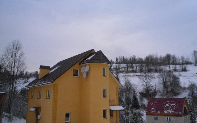 Гостиница Guest House Magnat вид на фасад