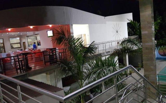 Pamo Hotel and Restaurant