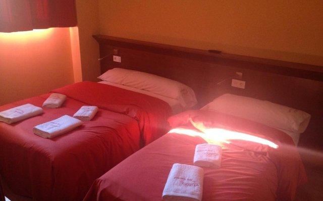 Отель Cueva Restaurante Itariegos комната для гостей