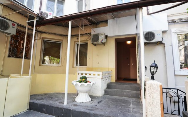 Апартаменты Меньшиков апартаменты 2 вид на фасад