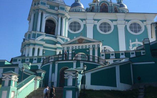 Хостел TravelhosteL вид на фасад