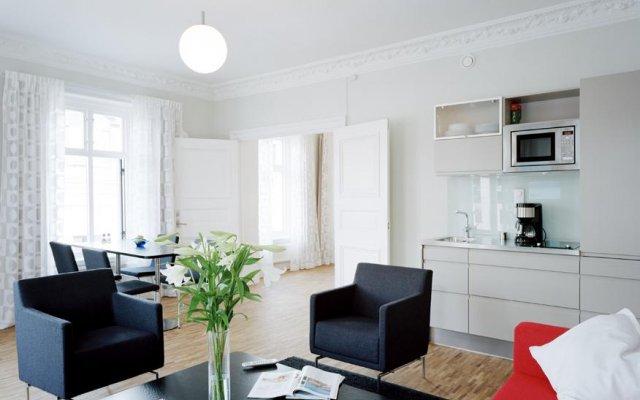 Отель Design Apartments Швеция, Гётеборг - отзывы, цены и фото номеров - забронировать отель Design Apartments онлайн комната для гостей