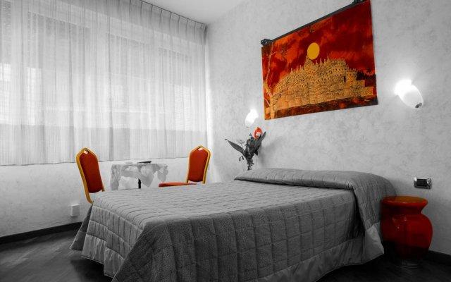 Отель B&B Al Settimo Cielo комната для гостей