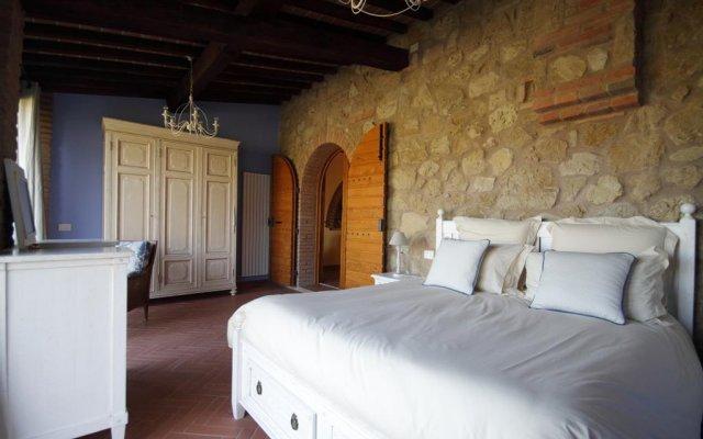 Отель Villa Poggio al Vento Италия, Гуардисталло - отзывы, цены и фото номеров - забронировать отель Villa Poggio al Vento онлайн комната для гостей